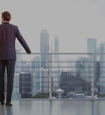 Man with Skyline